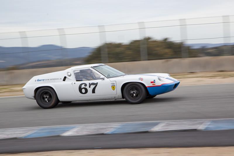 Don Hogue - 1967 Lotus 47