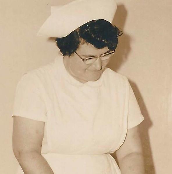 Enfermeira pediatra
