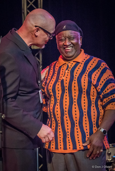 David Stanoch & Bernard Purdie--Let There Be Drums 2017--McNally Smith.