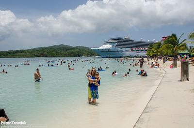 Western Caribbean Cruise - August 2014