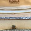 1.35ctw Art Deco Tapered Bar Brooch 12