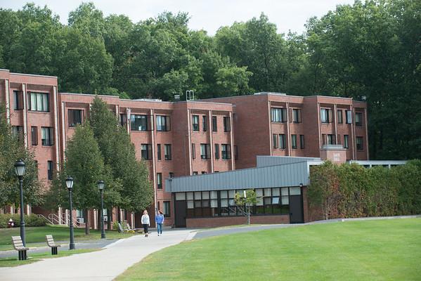 Residence Halls, Fall 2015