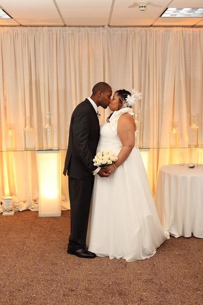 Kimberly and Nathan Wedding