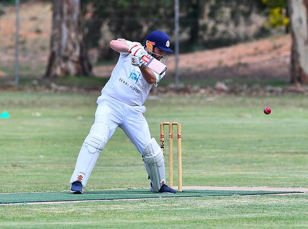 T20 Comp Berri v Loxton (Berri batting) Round 3