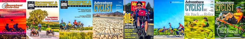 Magazine Covers & Posters - Recumbents