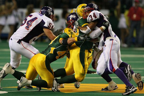 2007 NDSU vs. SFA
