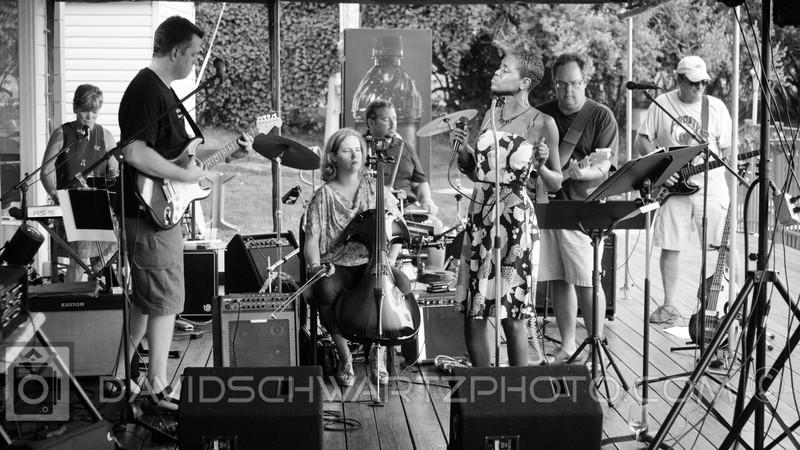 2011-08-05 Lakeside Band @LYC
