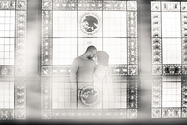 Desiree and Ken´s Wedding Proposal Session at Mexico City