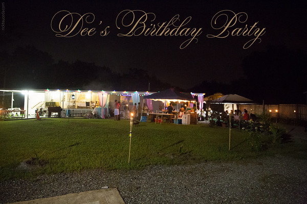 Dee Singh's Birthday Party