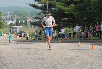 Mystic River Triathlon 2010-Run