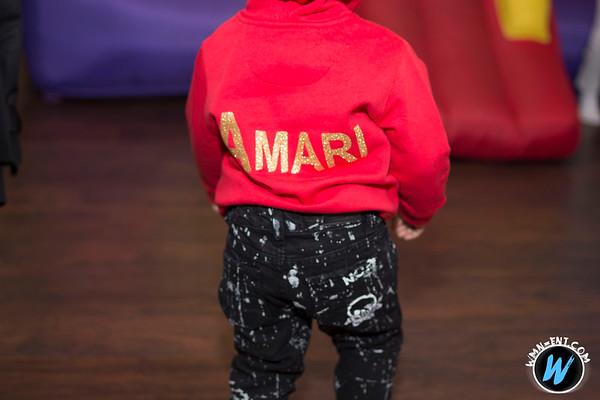 Amari 2nd Birthday