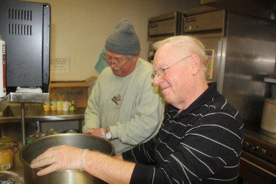 Free Thanksgiving Meal, Deliveries, Salvation Army, Tamaqua (11-28-2013)