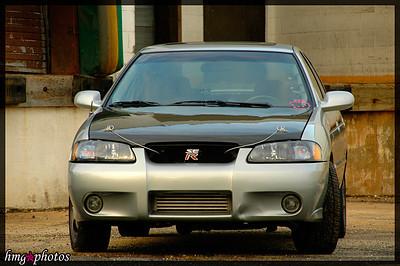 2002 Nissan Sentra SE-R Spec V
