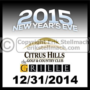 2014.12.31 Citrus Hills New Years Eve Party