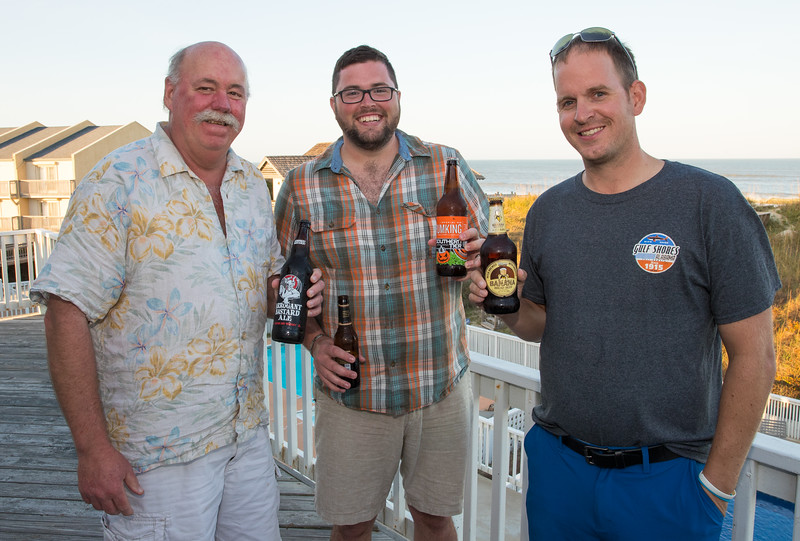 Paul Jesse and Andy with Custom Beers.jpg