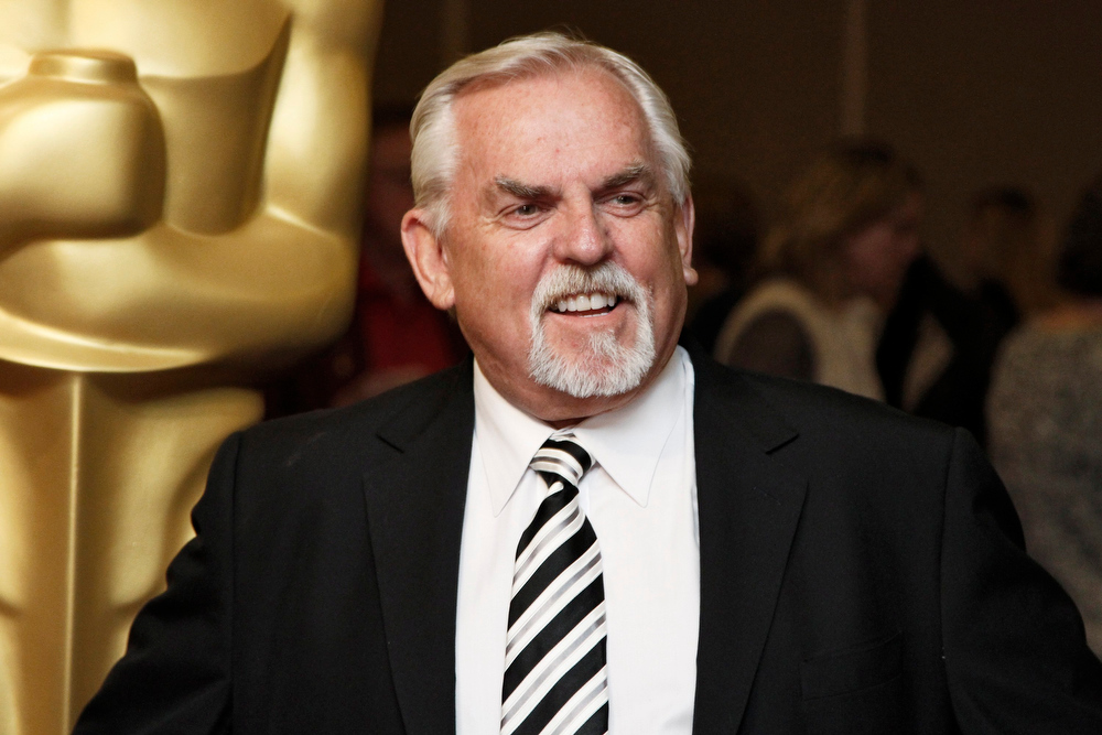 Description of . Actor John Ratzenberger arrives at Oscar Celebrates: Animated Features, featuring this year's Oscar-nominated Animated Feature Films category at the Academy of Motion Picture Arts and Sciences in Beverly Hills, California, February 21, 2013. REUTERS/Jonathan Alcorn