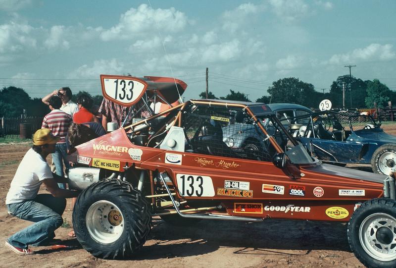 1981-Dune Buggy, Baha, Mexico