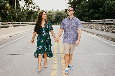 Kara and Nikolai Engaged