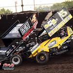 Fairbury Speedway - All Star Sprints - 6/3/21 - Paul Arch