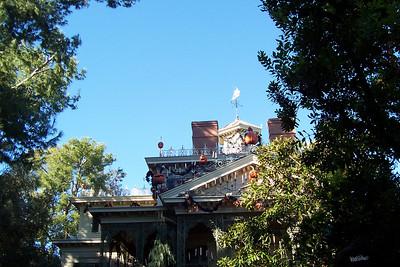 Disneyland Haunted Mansion Holiday