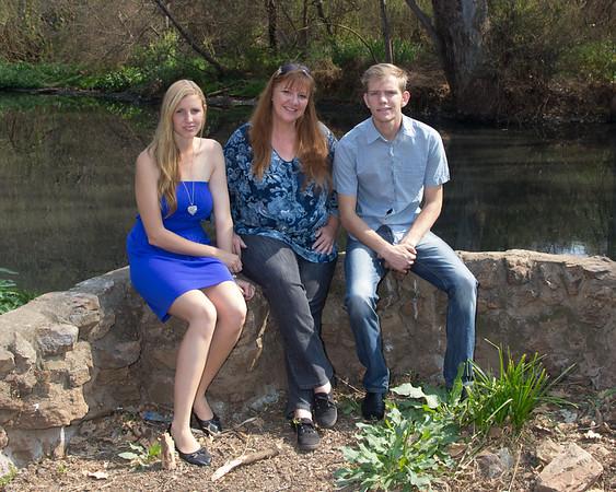 Glenda & Family