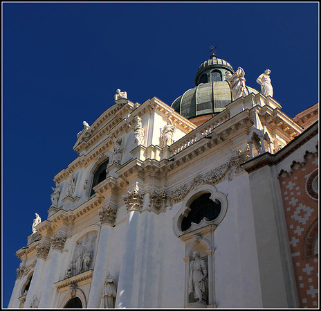 Vicenza - Santuario della Madonna di Monte Berico
