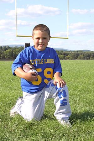 Chestnut Ridge Little Lions Football