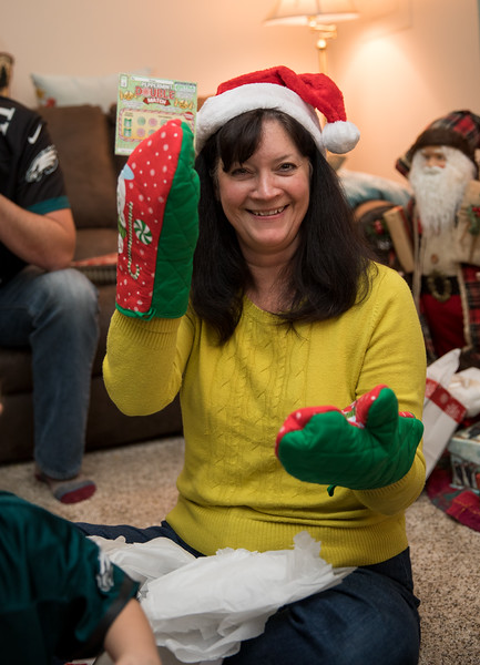 Mom Opening Presents with Mittens.jpg