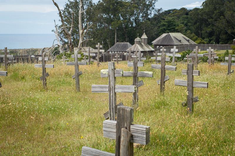 Fort Ross Cemetery