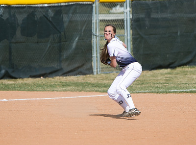 JD vs Hunter Girls Varsity Softball