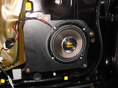 1999 Lexus GS400 Rear Speaker Installation