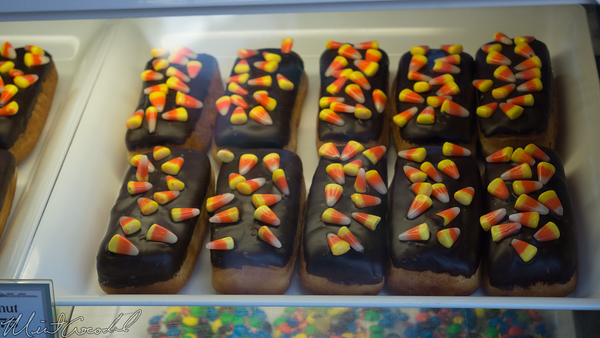 Disneyland Resort, Disneyland, Halloween, Doughnut, Doughnuts, Donuts, Donut