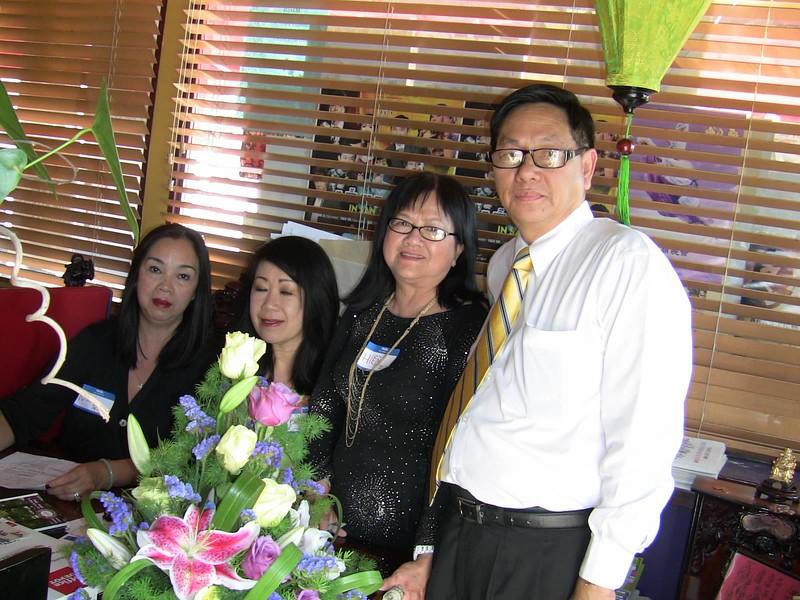 Nguyệt Nga, Tuyết Phượng, Kim Hiền, Đình Hùng