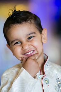 Rayaan 2nd Birthday