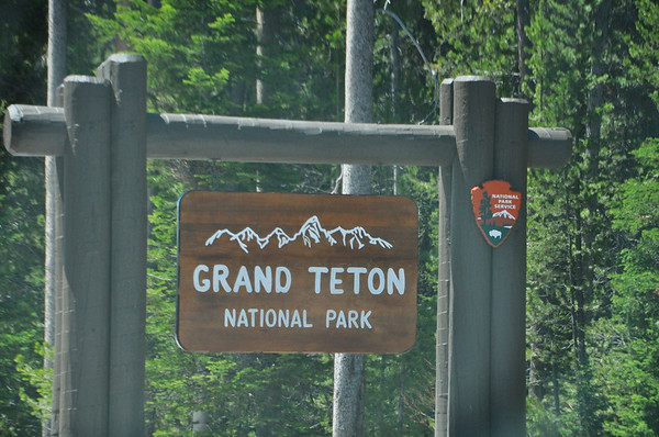 Last day in Yellowstone, Friday, May 24, 2014 & Tetons