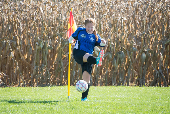 Muncy vs. Sullivan Co. U8 Soccer