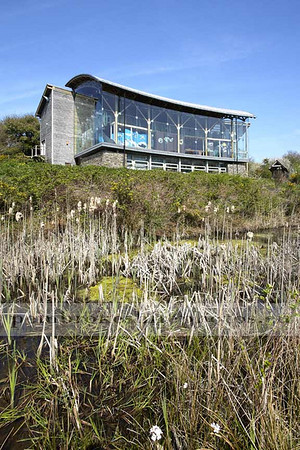 Welsh Wildlife Centre , Cardigan.