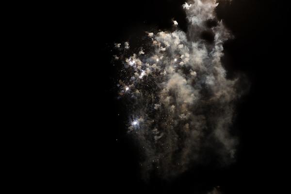 Cambridge Fireworks (2017)