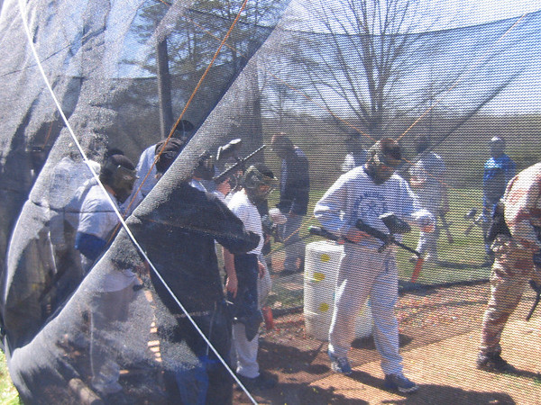 2nd Paintball Trip