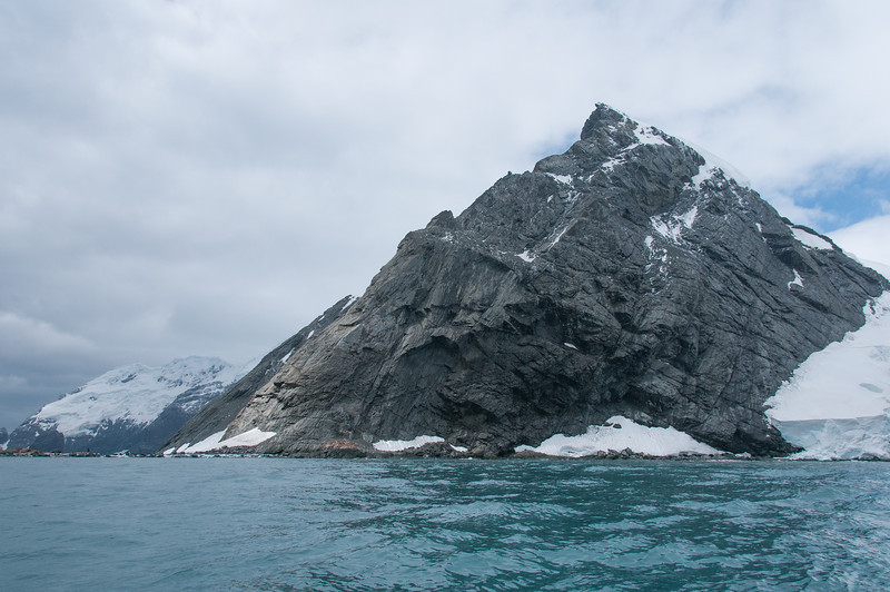 Point Wild in Elephant Island, Antarctica