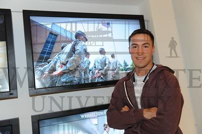 13219 ROTC cadet Keith Topper 3-10-14