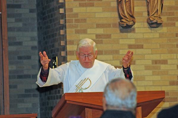 Memorial Mass 2009