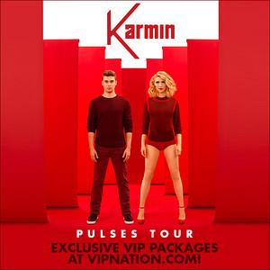 Karmin Pulses Tour 2014