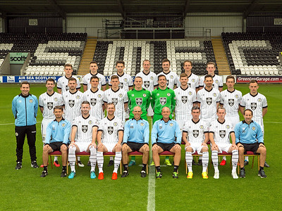 Season 2016/17 squad