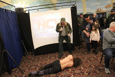 Dirt City Murder Crew vs. AJP, Swilly O'Brien & Ike