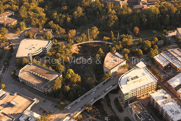Downtown Greenville - October Aerials