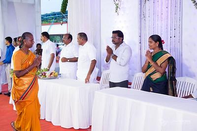 Mohan + Kaviya - Traditional Reception