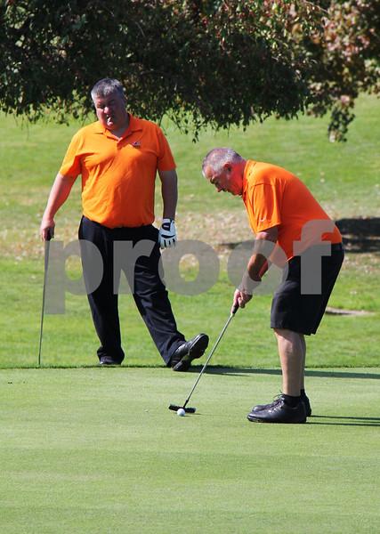Vernon Orioles Golf Tournament 092813