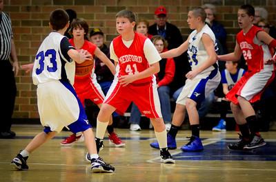 8th Grade Boys vs Merrill Nov 15 2011
