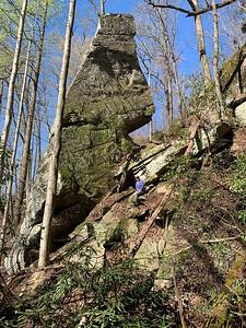 Monolith Falls